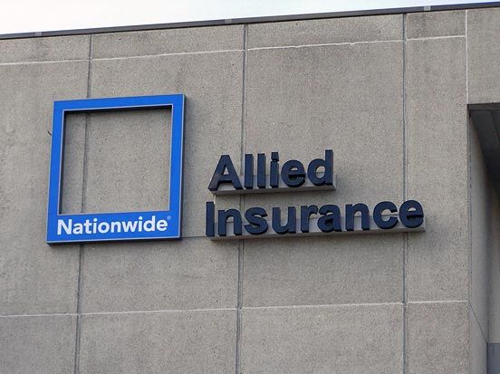 NationwideCorporate Dimensional Letters Sign
